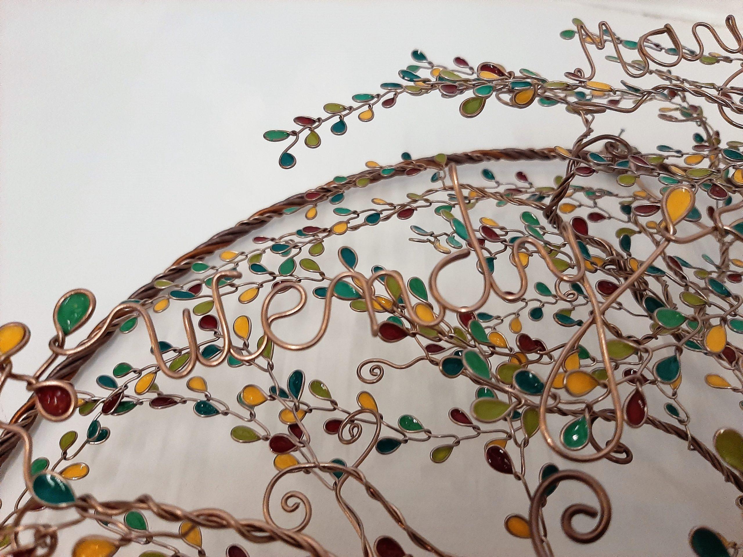 Arbre de Vie généalogique – 60 cm