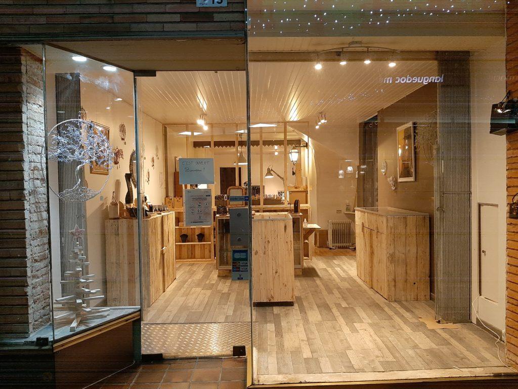 Nouvel Atelier-Boutique à Gaillac !
